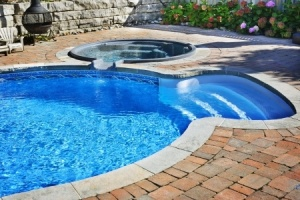Salt water conversion pool company in Mesa, AZ